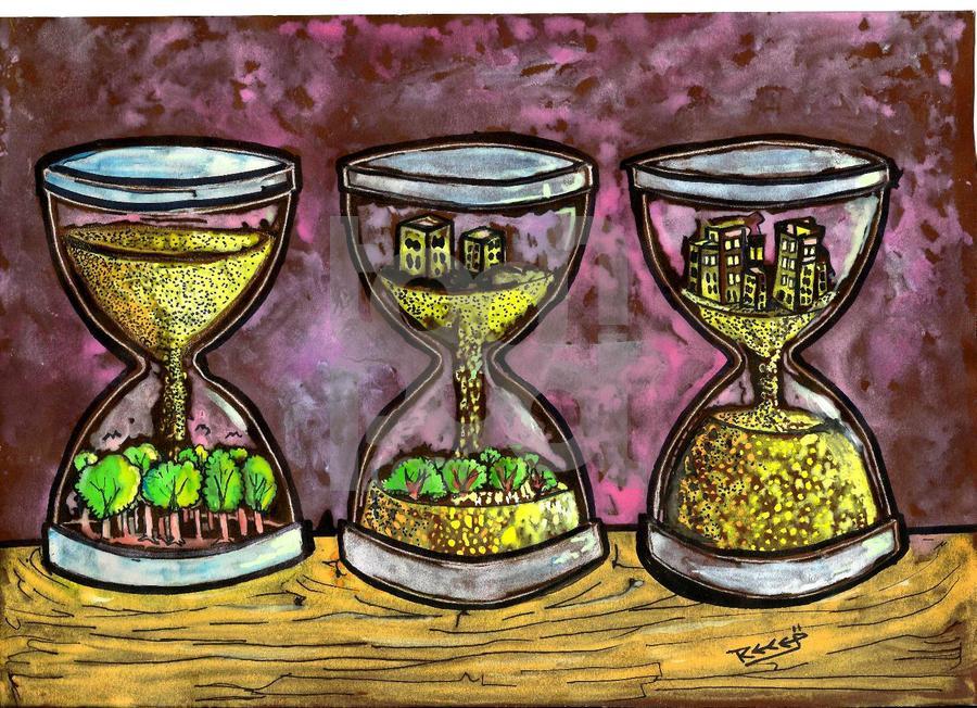 Conversione ecologica o barbarie -